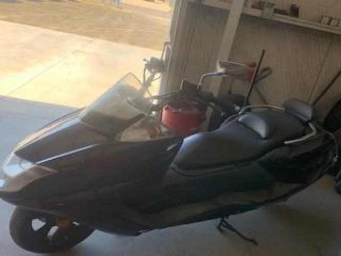 2008 purple Other CP250 - (JYASG18Y48A) with an 250CC engine, located at 821 N. Prince Street, Clovis, NM, 88101, (575) 762-8852, 34.406643, -103.195999 - Photo #1