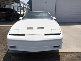 1988 Pontiac Trans Am GTA hatchback